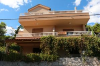 Apartments Luka - One-Bedroom Apartment with Balcony and Sea View - Stari Grad