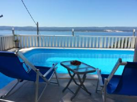 Apartments Vesna 701 - One-Bedroom Apartment with Pool View - apartments in croatia