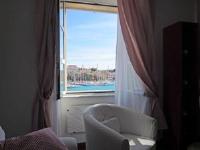 Apartment Riva - Apartment mit Meerblick - apartments trogir