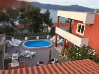 Villa Nostra - Apartment mit 2 Schlafzimmern - Zimmer Arbanija