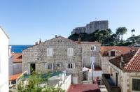 Rooms Pile - Dvokrevetna soba s bračnim krevetom i popločanim dijelom dvorišta - Dubrovnik