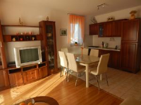 Apartment Anita - One-Bedroom Apartment with Balcony and Sea View - Okrug Gornji