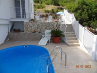 Guesthouse Bellevue - Deluxe Double Room with Sea View - Rooms Vis