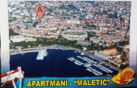 Apartments Maletic - Studio with Terrace - booking.com pula