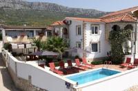 Apartments Hacienda Corluka - Apartment mit 2 Schlafzimmern, Terrasse und Meerblick - Kastel Sucurac