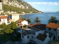 Rooms Antonio - Chambre Double ou Lits Jumeaux avec Balcon - Vue sur Mer - Gradac