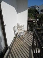 Guest House Lidus - Dvokrevetna soba s bračnim krevetom ili s 2 odvojena kreveta s pogledom na more - Brist