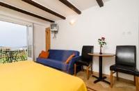 Apartments Ana Brsecine - Studio mit Balkon - Brsecine