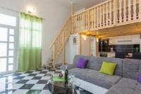 Apartments Storia - Studio Lit King-Size avec Canapé-Lit - Appartements Trogir