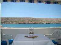 Apartment Andro - Apartment with Sea View - sea view apartments pag