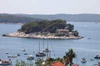 Apartments & Rooms Zlatica Hvar - Double Room with Sea View and Balcony - Rooms Hvar