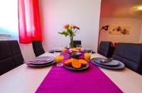 Apartments Naxa - Apartment mit 2 Schlafzimmern - apartments trogir