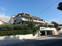 Rooms Rogač - Double or Twin Room with Balcony and Sea View - Rogac