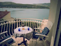 Apartment Matej - Two-Bedroom Apartment with Sea View - Rooms Mastrinka