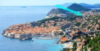 Apartment Mediterraneo - Apartment with Balcony - dubrovnik apartment old city
