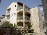 Apartments Vini and Ivana - Apartment mit 1 Schlafzimmer und Balkon (4 Erwachsene) - Ferienwohnung Sucuraj