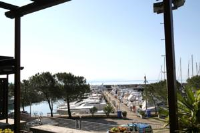 Apartment Rona Alba - Apartment mit Meerblick - Ferienwohnung Icici