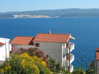 Apartments Summer Oasis - One-Bedroom Apartment with Balcony and Sea View - Rooms Poljana