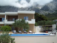 Apartmani Pivac - Two-Bedroom Apartment - apartments makarska near sea