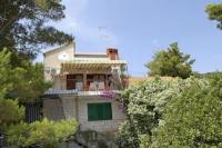Apartment Tanja - Apartman s 2 spavaće sobe s balkonom i pogledom na more - Vela Luka