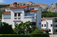 Apartments M&M - Apartman s 1 spavaćom sobom, balkonom i pogledom na more - Apartmani Baska