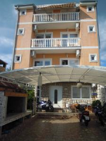 Guest House Berto - Dreibettzimmer mit Meerblick - Zimmer Crikvenica