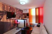 Design Hostel Mr.Charles - Dvokrevetna soba s bračnim krevetom ili s 2 odvojena kreveta - zadar sobe