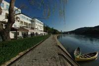 Hotel Sv. Mihovil - Dvokrevetna soba s bračnim krevetom ili s 2 odvojena kreveta - Sobe Jezera