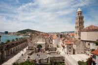Diocletian Tower Apartments - Dvokrevetna soba s bračnim krevetom - Sobe Split
