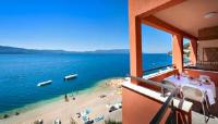 Apartments Villa Dorida - Apartman s 1 spavaćom sobom, terasom i pogledom na more - Apartmani Komarna