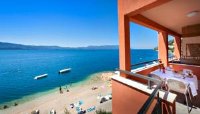 Apartments Villa Dorida - Apartment mit 1 Schlafzimmer, Terrasse und Meerblick - Komarna