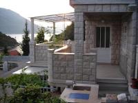 Apartment Ružica - Apartment mit 3 Schlafzimmern und Terrasse - Ferienwohnung Zrnovo