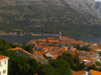 Apartments Blue House - One-Bedroom Apartment with Garden View - Korcula