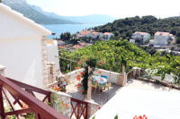 Apartments Alo Jozic - Studio with Terrace and Sea View - Korcula