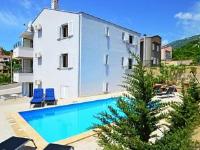 Apartments Sani - Apartment mit Meerblick - Ferienwohnung Karlobag