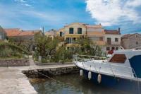 Apartments Gega - Appartement 2 Chambres avec Balcon et Vue sur la Mer - Kukljica