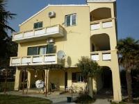 Apartments Zdenko - Appartement 1 Chambre avec Balcon (4 Adultes) - Appartements Nin