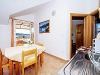 Beach Apartment Moretti - Apartment mit 2 Schlafzimmern - Haus Srima