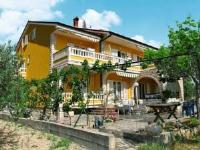 Apartment Patrik - Appartement avec Balcon - Appartements Barbat na Rabu