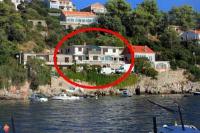 Apartment Zavalatica 184b - Apartment mit 2 Schlafzimmern - Ferienwohnung Cara