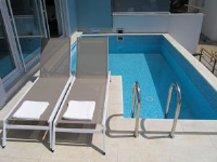 Apartment Vita Maris - Two-Bedroom Apartment with Pool View - Apartments Pinezici