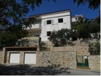 Apartments Abba - Apartment mit 2 Schlafzimmern und Terrasse mit seitlichem Meerblick - Ferienwohnung Hvar