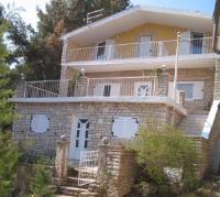 Apartments Lidija - Apartment mit Balkon und Meerblick - Haus Gornji Karin