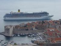 Dubrovnik Sea View Apartment - Dvokrevetna soba s bračnim krevetom s balkonom (2 odrasle osobe + 1 dijete) - Ploce