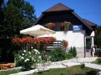 Villa Lykos - Dreibettzimmer - Zimmer Jezera
