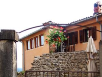 Motovun Mare Apartment - Apartment mit Balkon - Motovun