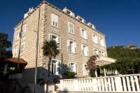 Villa Vilina - Dvokrevetna soba s bračnim krevetom s pogledom na park - Lopud
