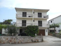 Guest House Kuzmičić - Apartment mit 1 Schlafzimmer - Jelsa