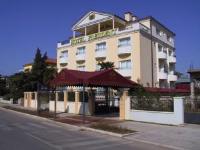 Hotel President - Superior dvokrevetna soba s bračnim krevetom i kadom - zadar sobe