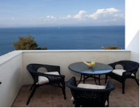 Villa Fortuna Summer Residence - Apartman Superior s terasom i pogledom na more - Stomorska